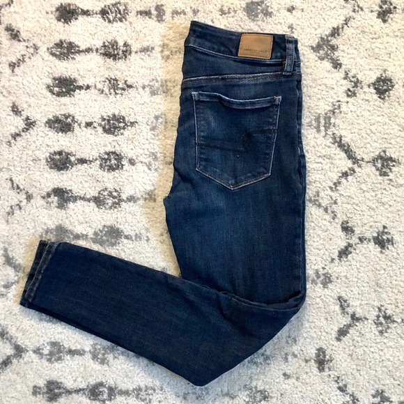 American eagle jeans - size 6 short